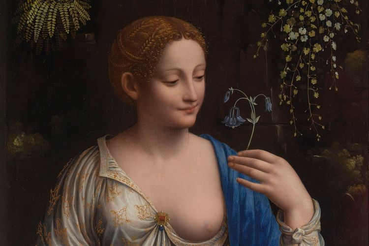 'Exceptional loan' of Francesco Melzi painting from Russia comes to London's National Gallery
