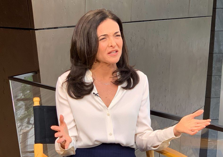 Facebook's Sheryl Sandberg CNBC interview