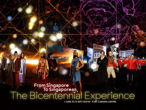 Family-Friendly Multi-Media Exhibitions : The Bicentennial Experience