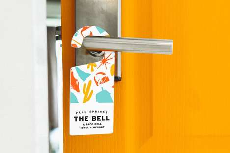 Fast Food Brand Hotels : Taco Bell Hotel