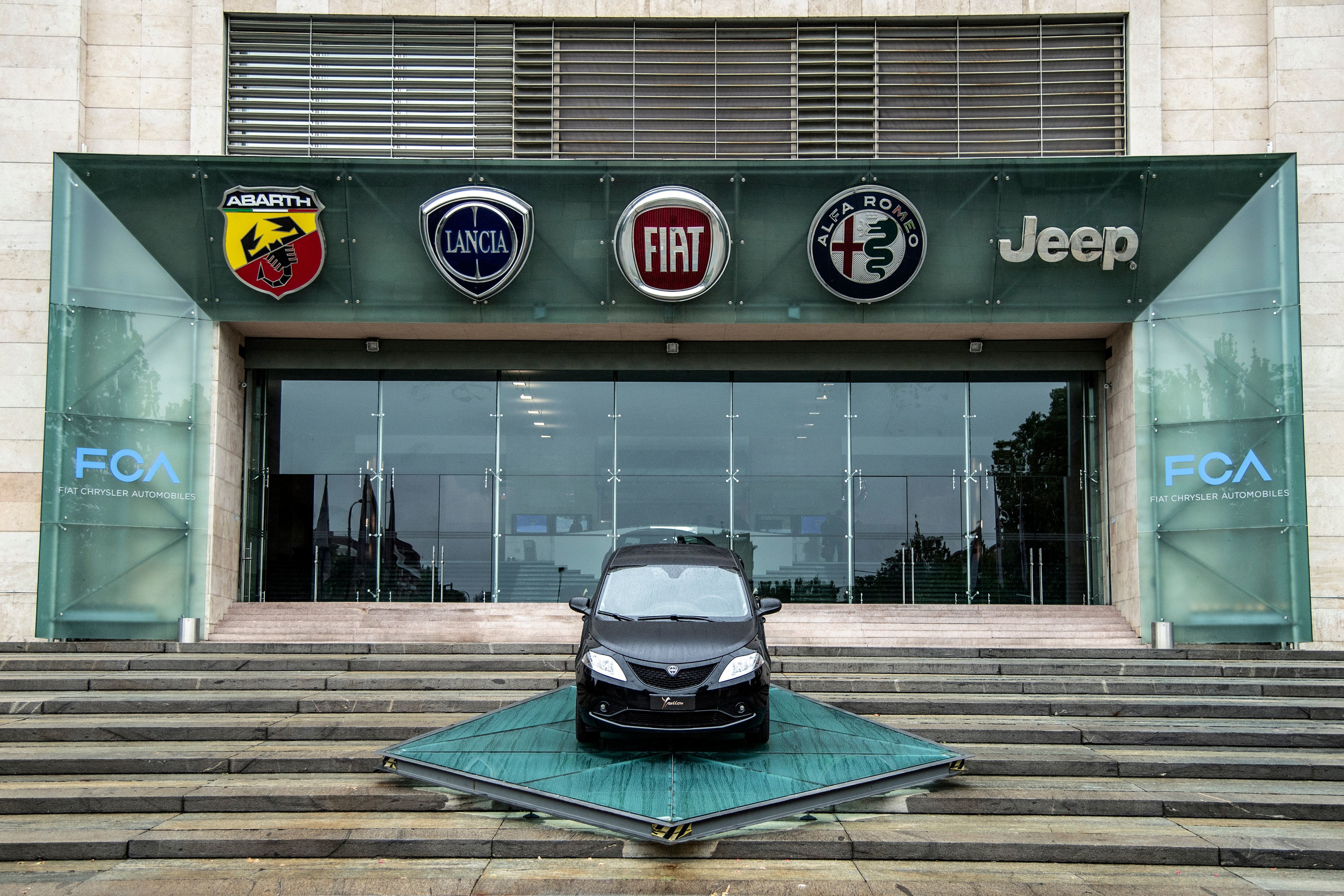Fiat Chrysler's $40 billion merger with Renault is no done deal