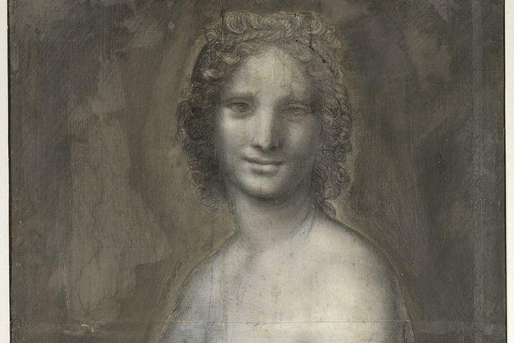 French exhibition aims to reveal naked truth about 'nude Mona Lisa'