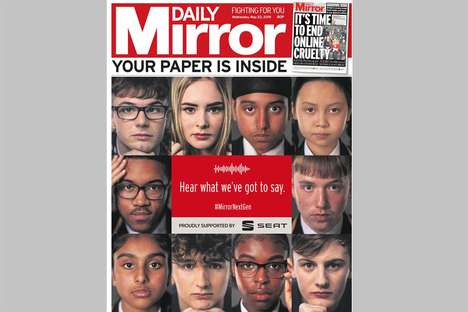 Gen Z-Edited Magazines : Special Edition Daily Mirror