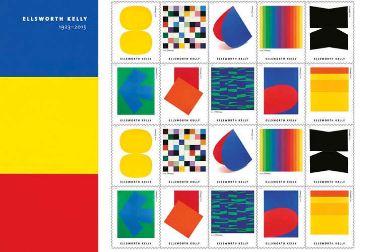 Happy Birthday Ellsworth Kelly! | The Art Newspaper