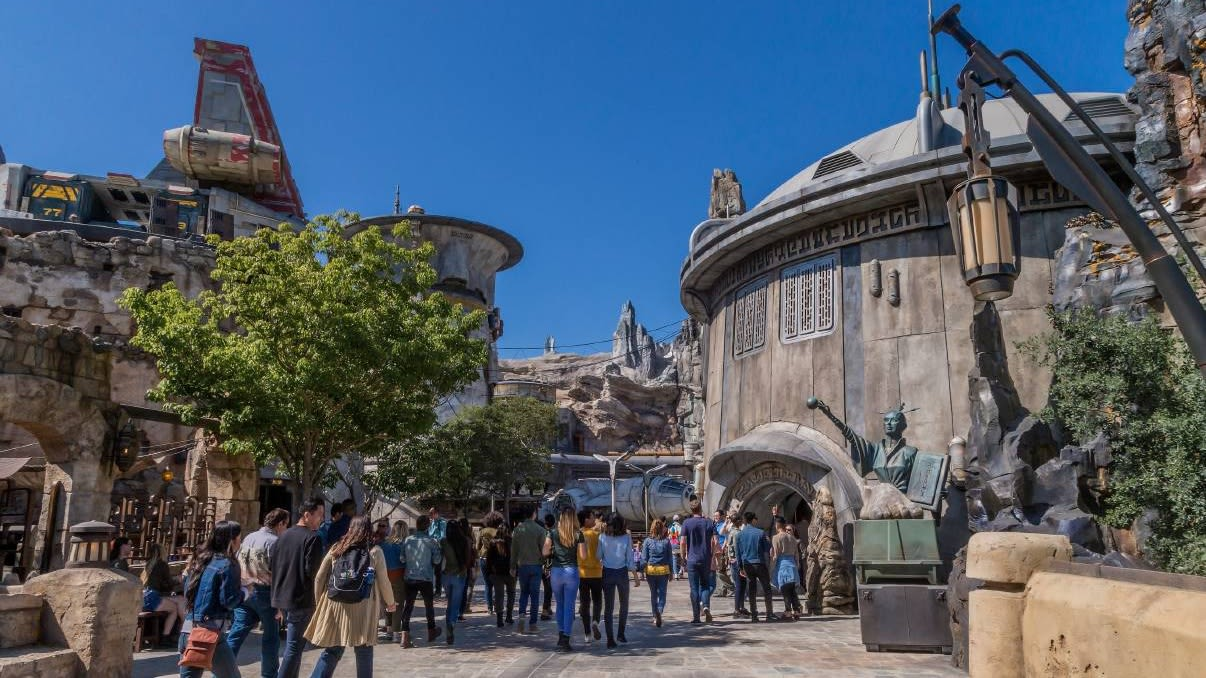 How to make the most of your trip to Star Wars: Galaxy's Edge