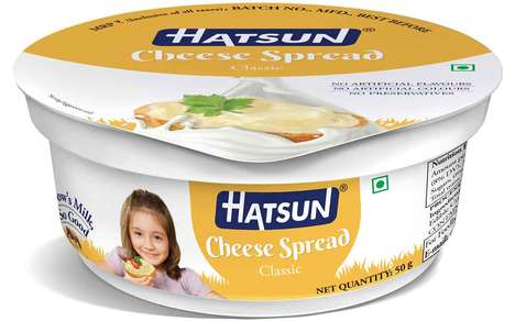 Indian Market Dairy Snacks : Hatsun Cheese Spread