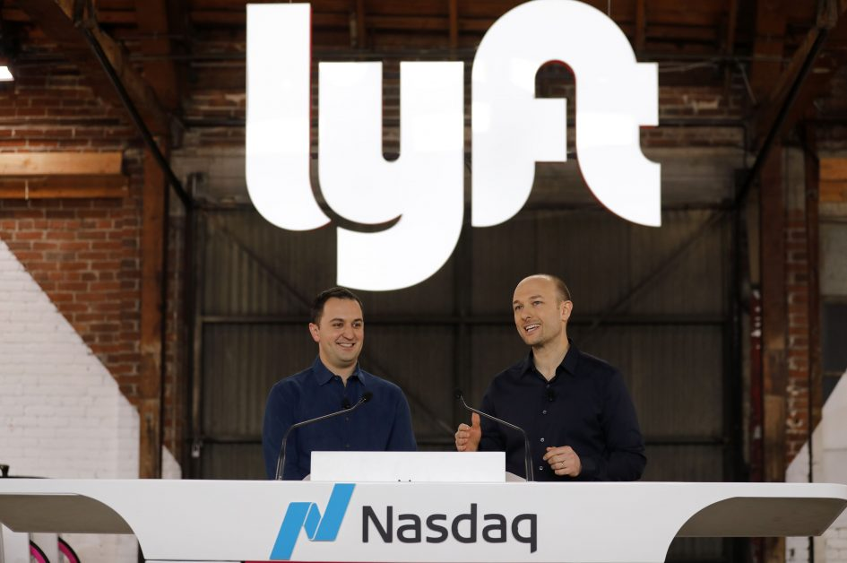 Lyft earnings Q1 2019