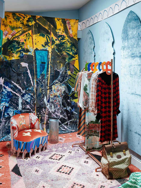 Maximalist Whimsical Pop-Up Shops : whimsical pop-up
