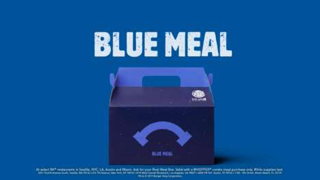 Mental Health Meal Boxes : real meals
