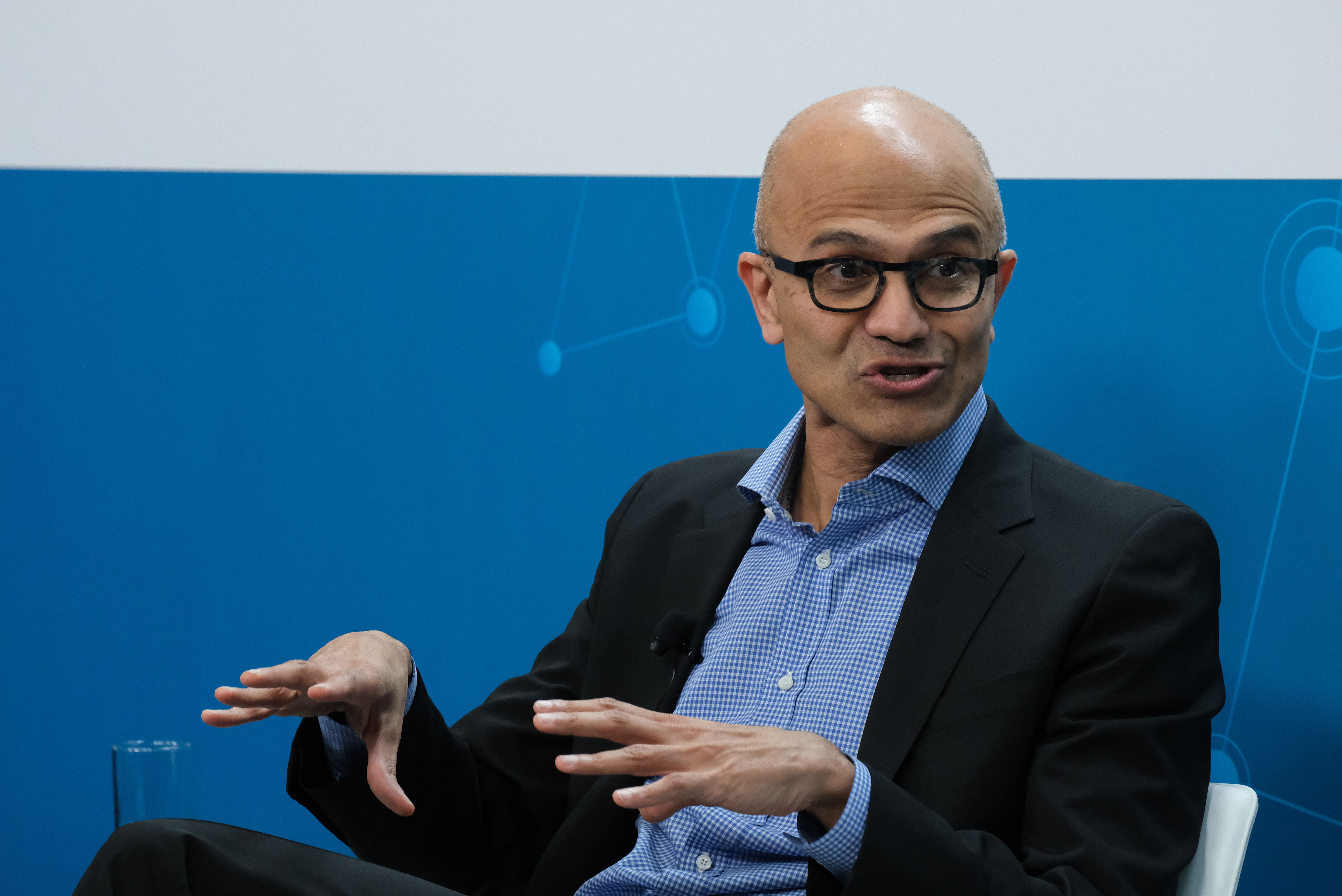 Microsoft CEO touts open approach at Build 2019 conference