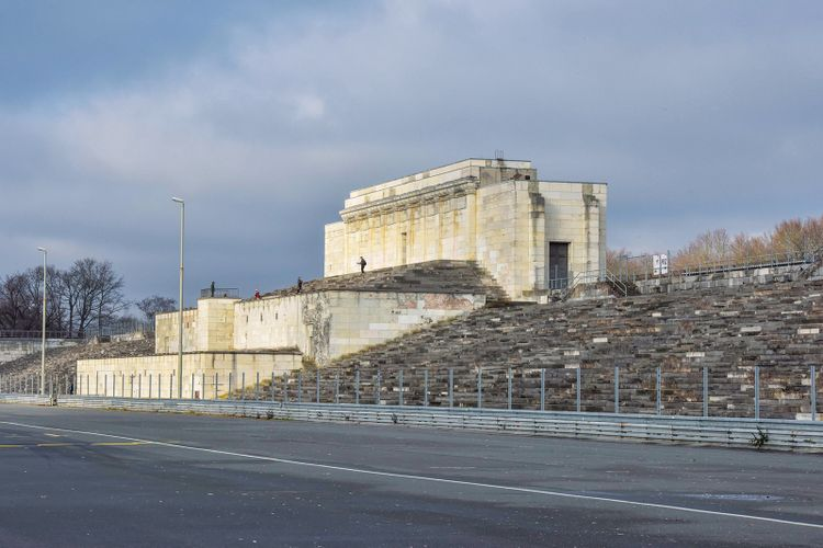 Nazi site in Nuremberg to be preserved but not restored