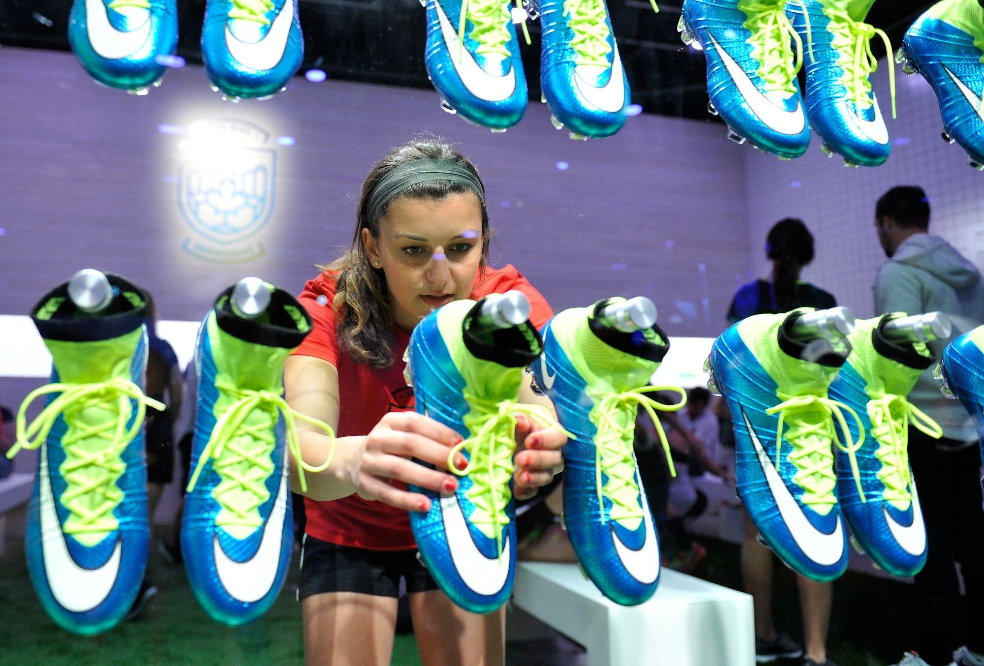 Nike's inclusive image at risk if it fails women athletes say experts