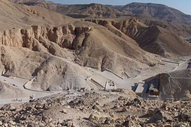 Researchers discover anomalies in Egypt's Valley of the Kings