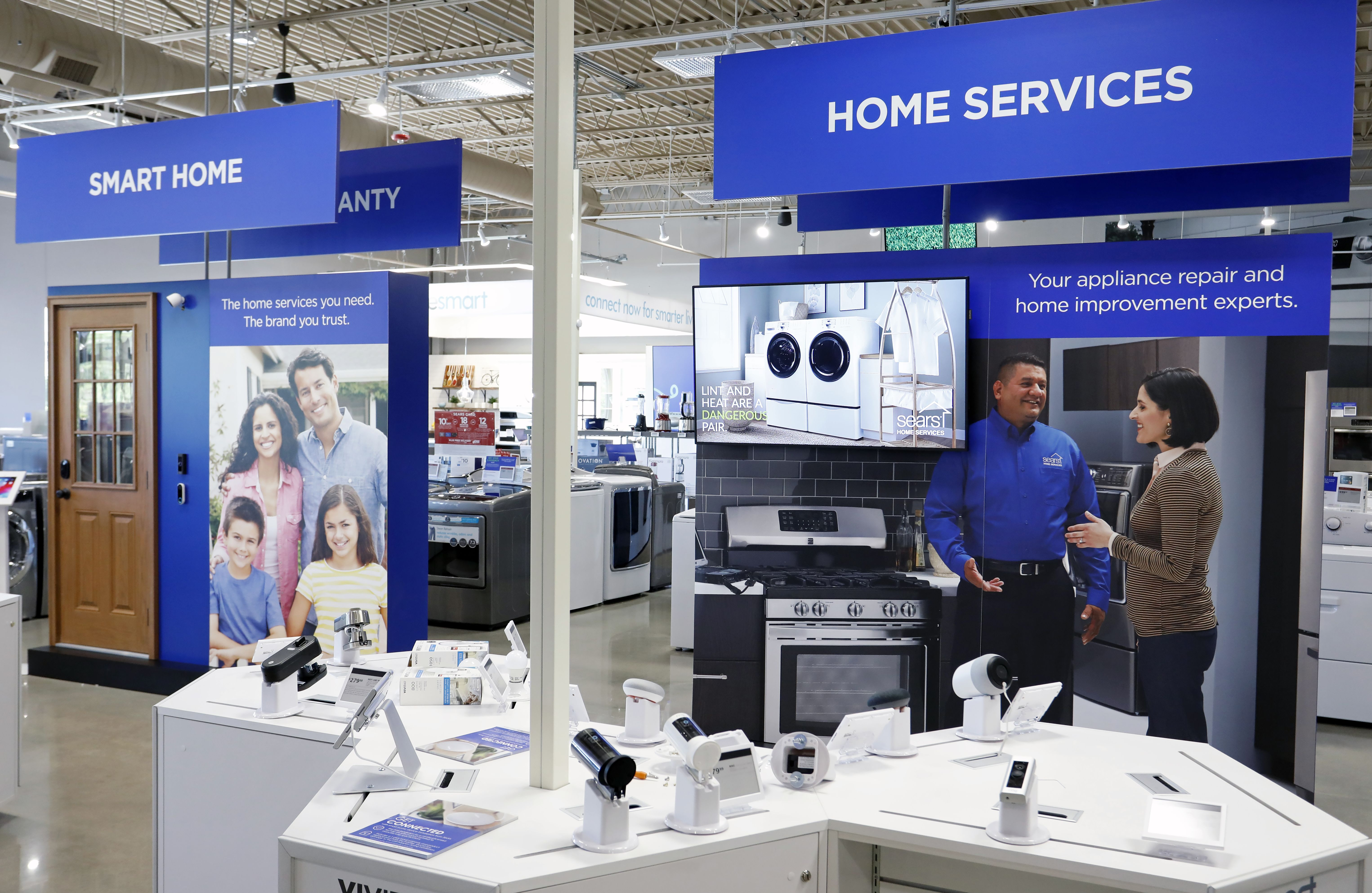Sears just opened a new store, here's what it looks like