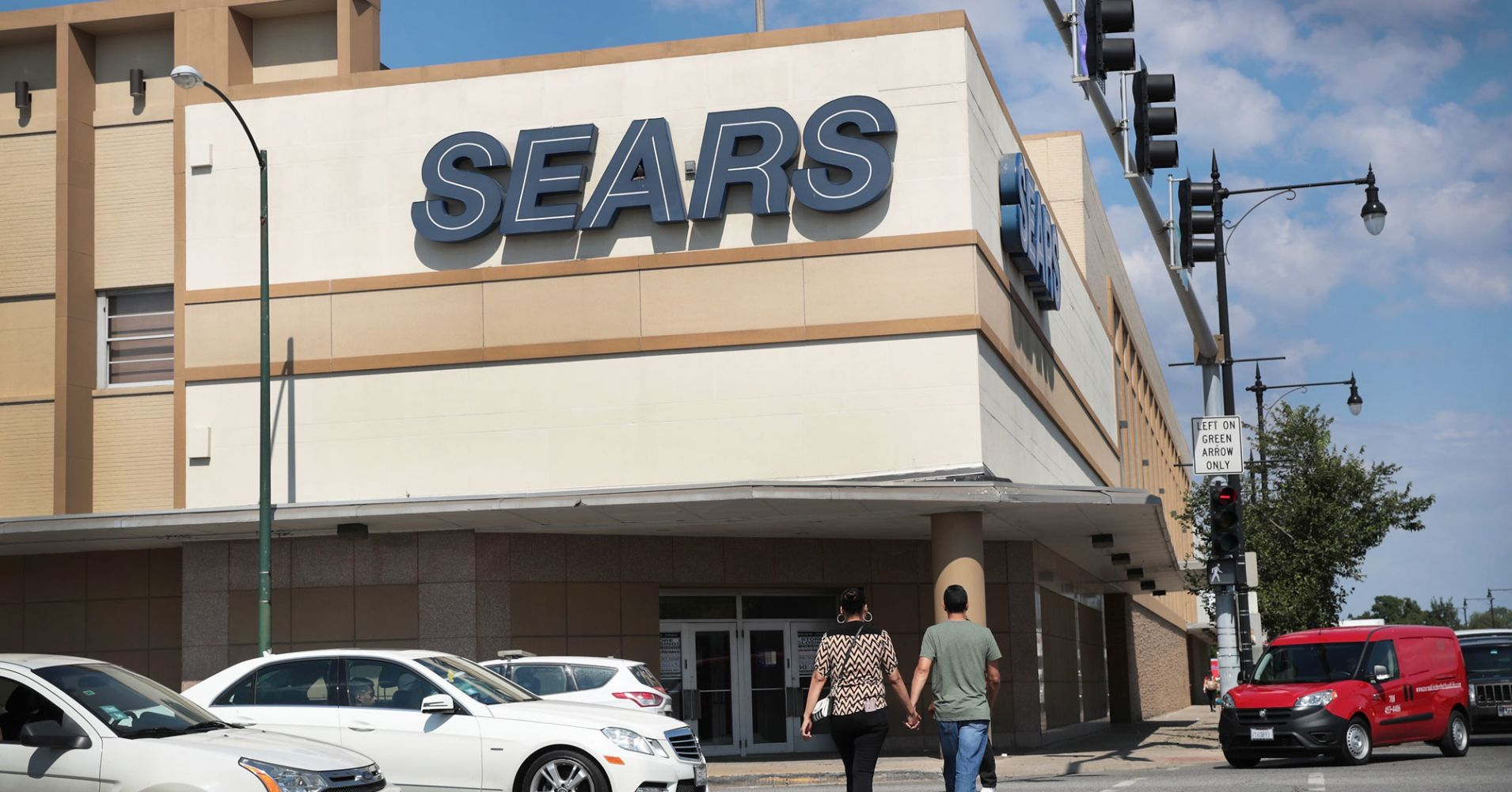 Sears unveils a new logo as it tries to boost its business
