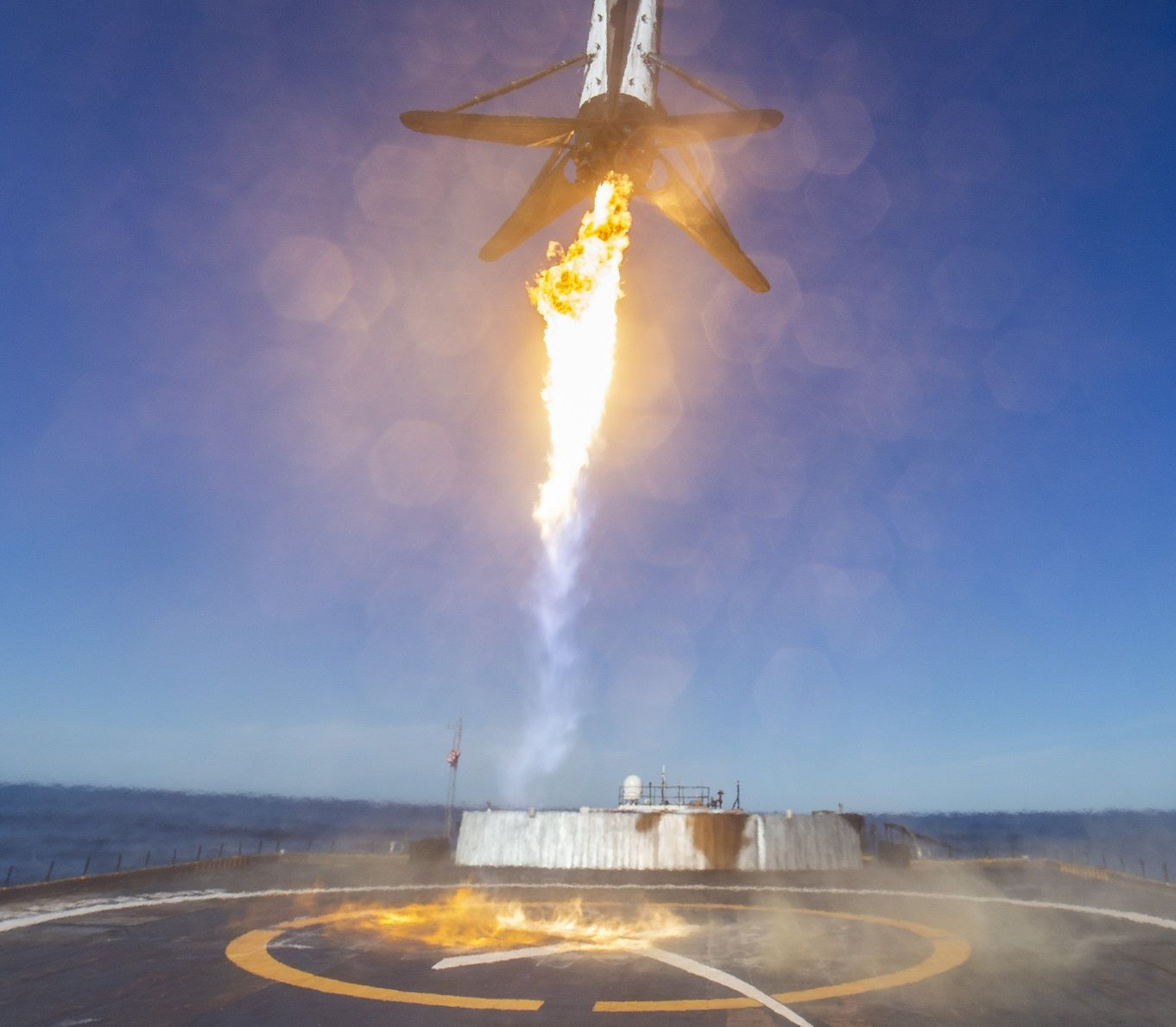 SpaceX lawsuit challenges Air Force rocket awards to competitors including Jeff Bezos' Blue Origin
