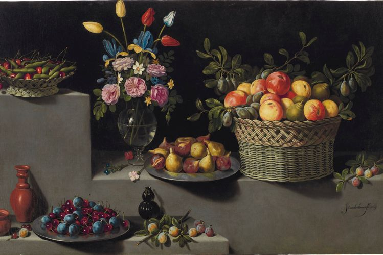 Spanish still-lifes test the staying power of a dealer's legacy at Christie's