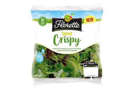 Summer-Ready Salad Mixes : Florette Sweet Crispy Mix