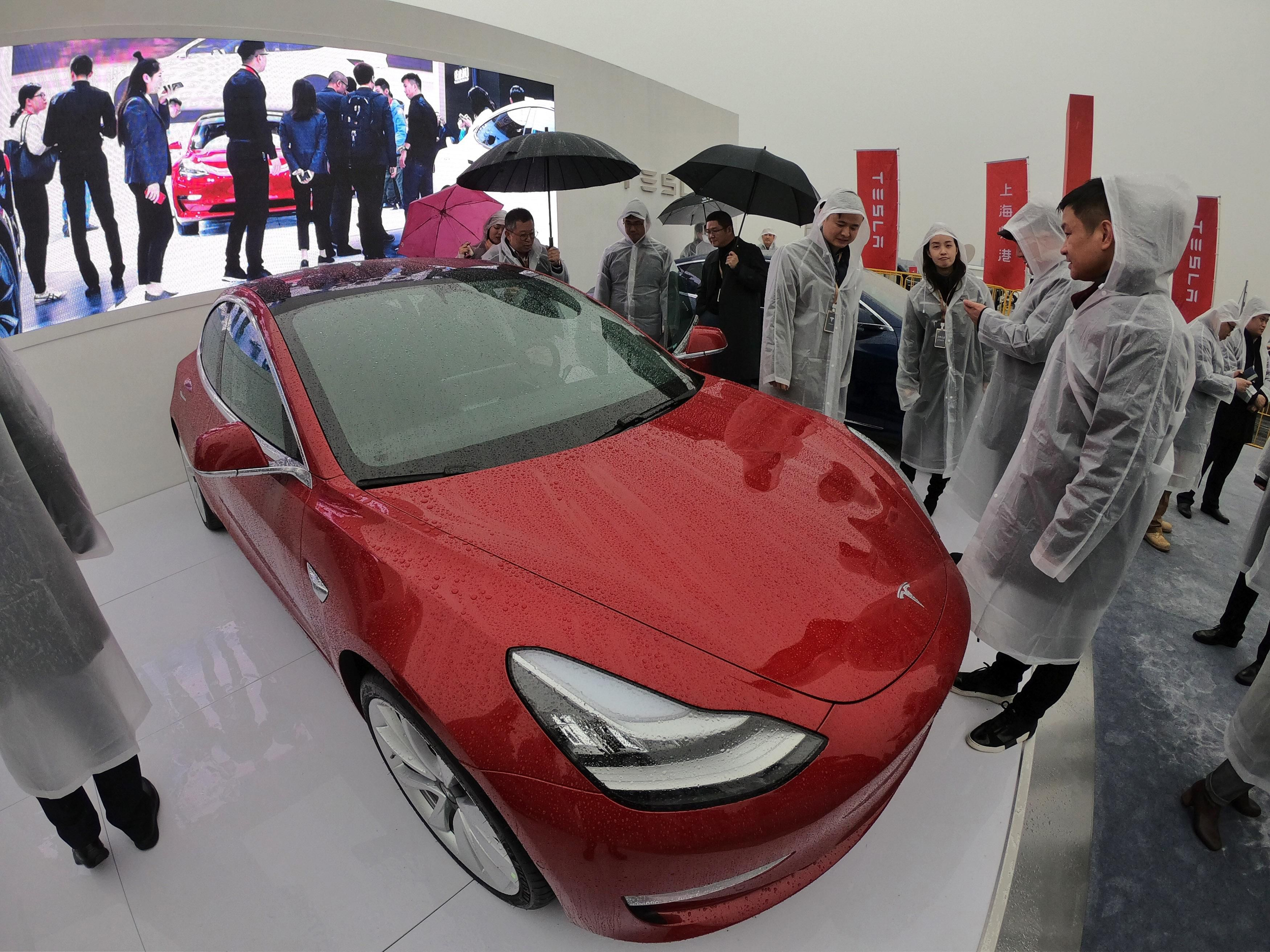 Tesla's China-made Model 3 may be priced in $43,400-$50,700 range: Bloomberg