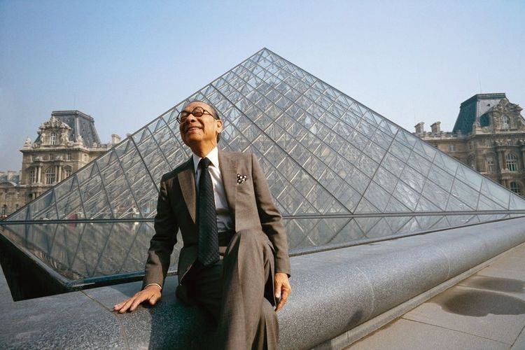 The Modernist architect I.M. Pei has died, aged 102