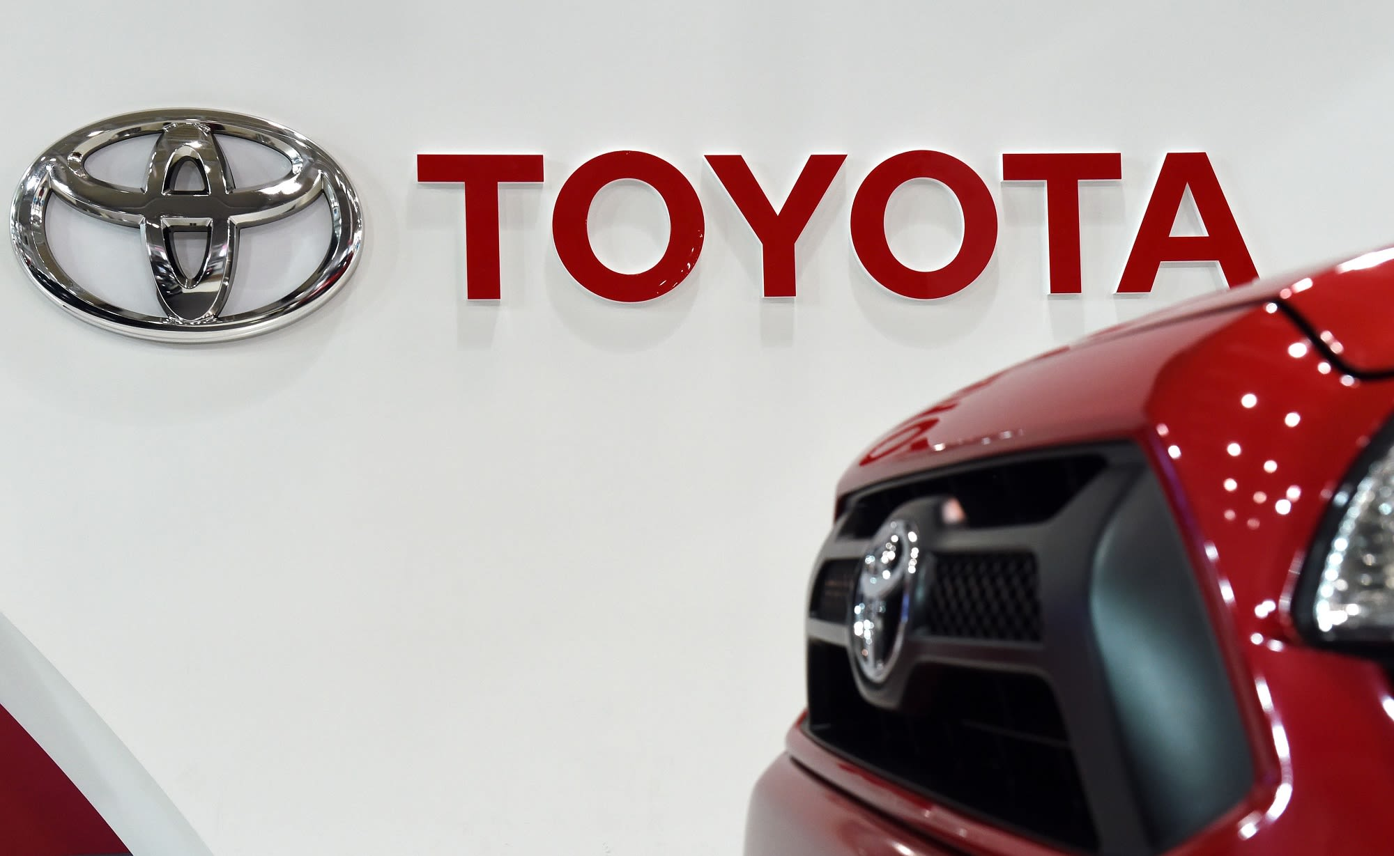 Toyota says Trump tariff threat shows investments in US 'not welcomed'
