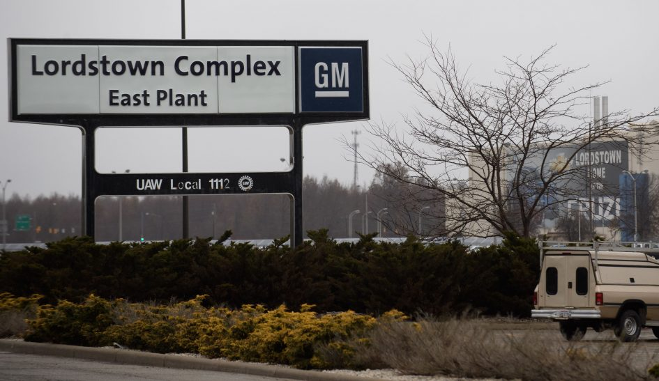 Trump says GM will sell Lordstown, Ohio plant to Workhorse for electric truck production