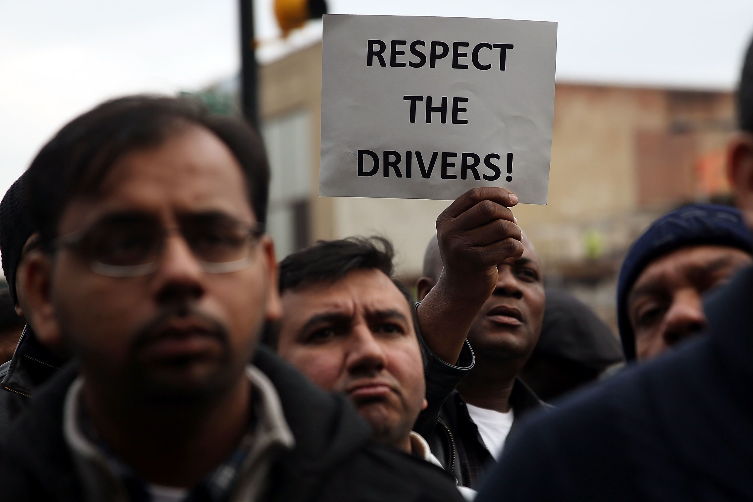 Uber, Lyft drivers to go on strike over low wages and benefits
