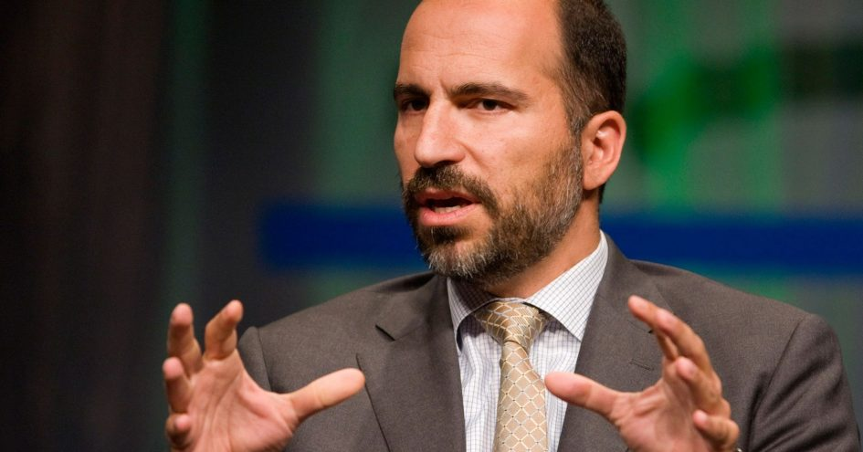 Uber prices IPO at $45 per share, at low end of range