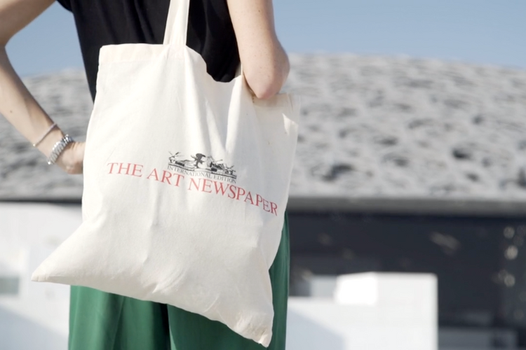 Video | There's news at The Art Newspaper
