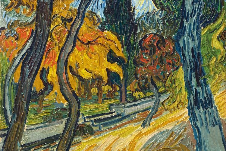 Virtually unseen Van Gogh painting comes up for sale in New York next week