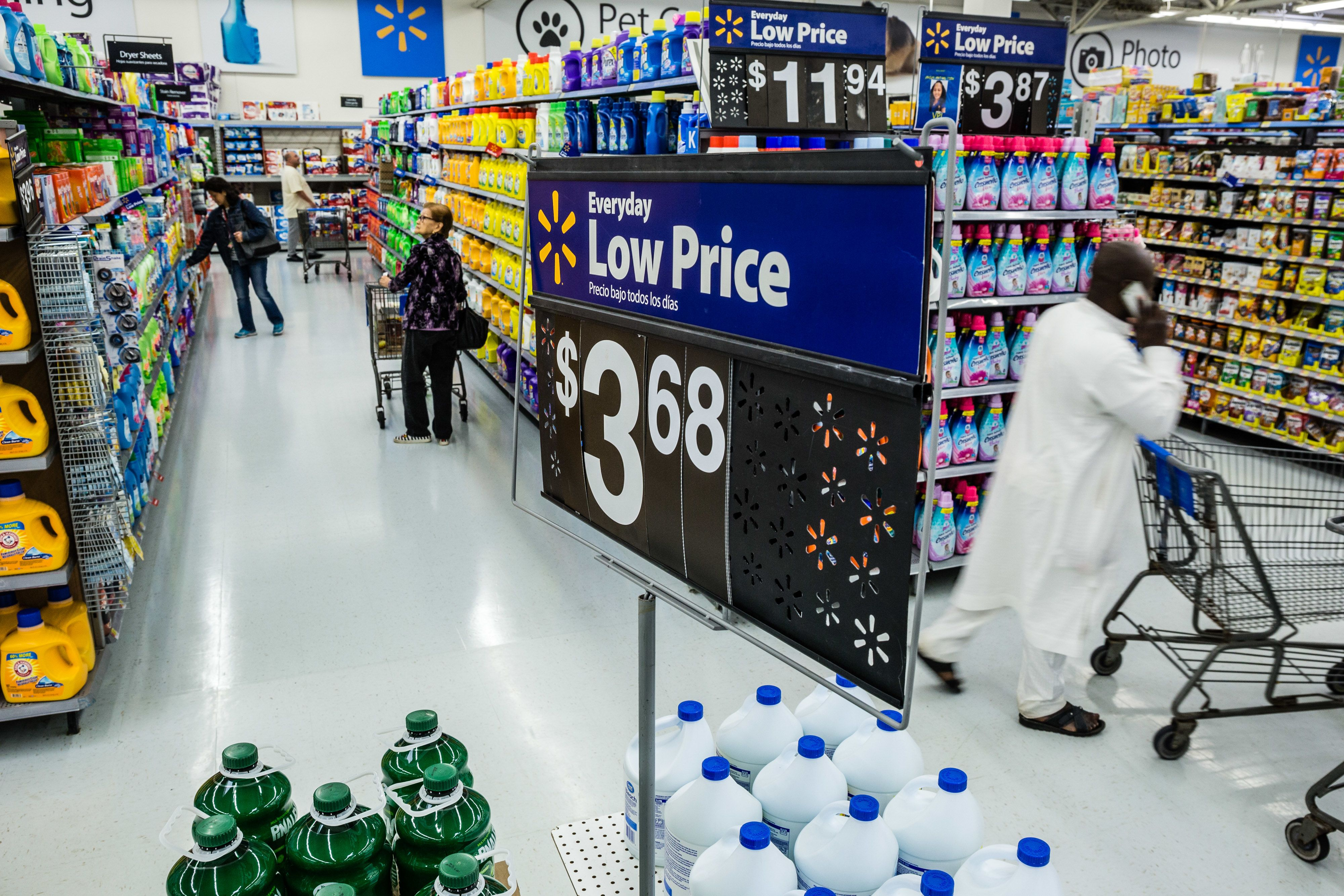 Walmart reports first quarter earnings for fiscal 2020