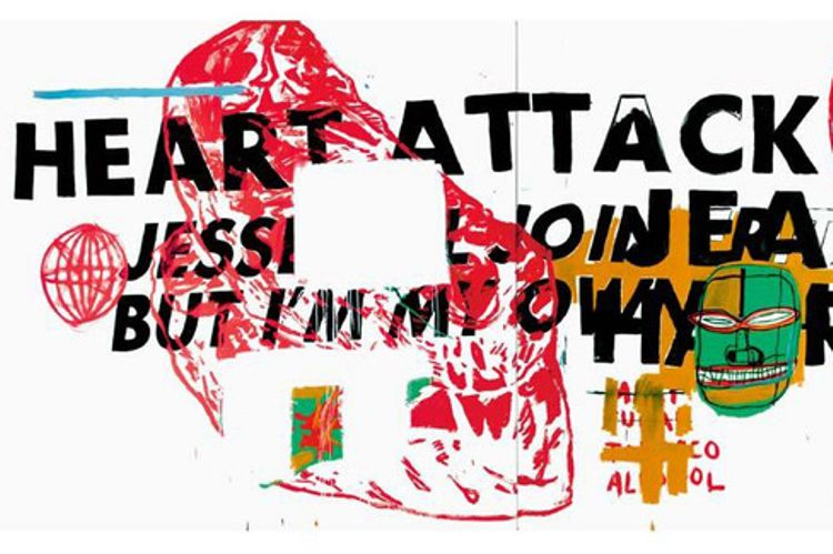 Warhol and Basquiat's fruitful friendship goes on show at Jack Shainman gallery