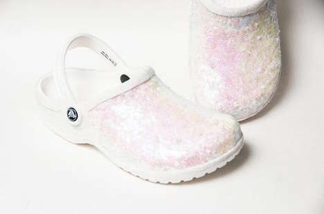 Wedding-Ready Clogs : Wedding Crocs