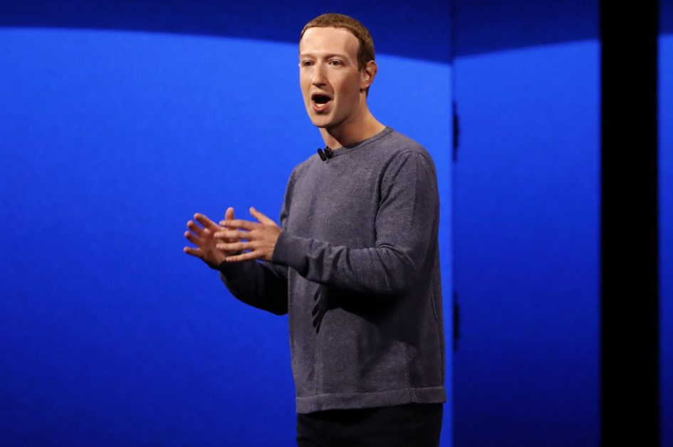 Zuckerberg teases Facebook voice assistant products