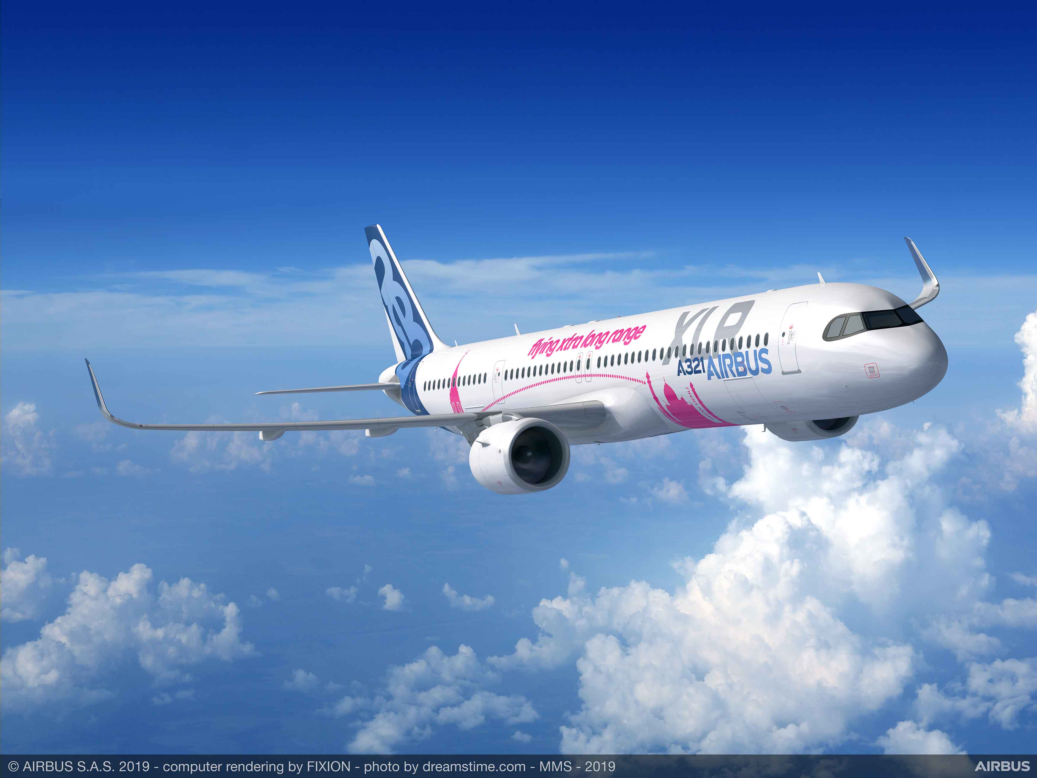 Airbus bets on smaller jets for long flights with new A321XLR