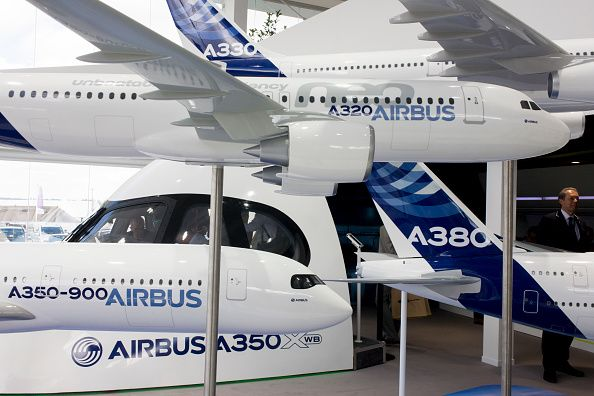 Airbus issues warning over escalation of U.S.-EU dispute