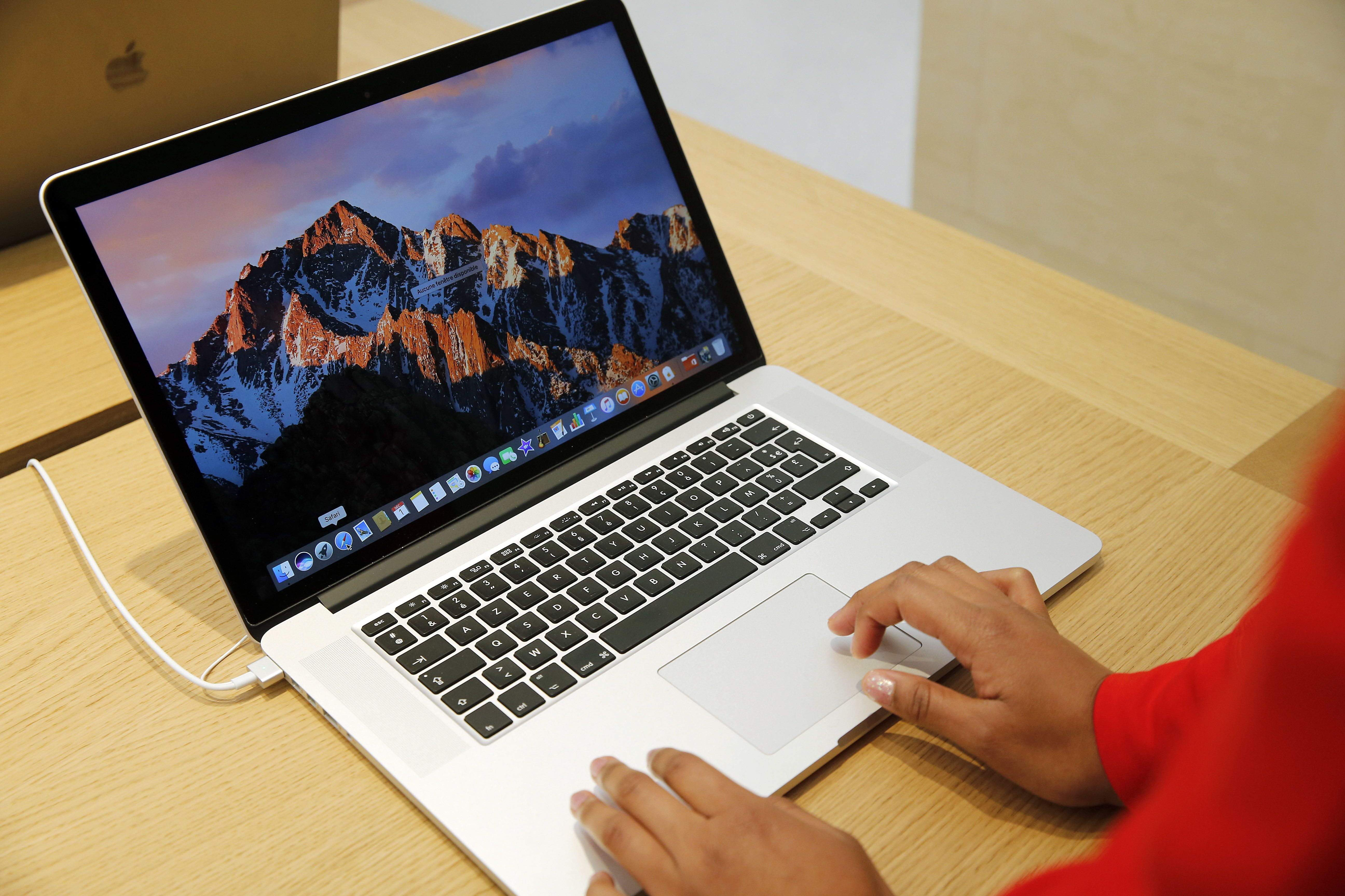 Apple recalls some MacBook Pro models due to 'fire safety risk'