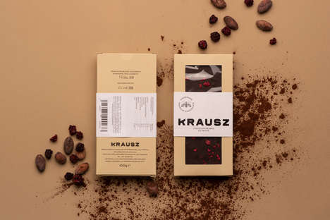 Artisanal Small-Batch Chocolates : small-batch chocolate