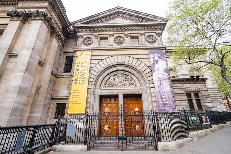 Artists call for National Portrait Gallery to drop BP sponsorship