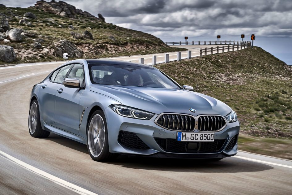 BMW debuts 4-door, 8-Series Gran Coupe with entry price around $86,000