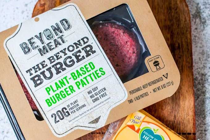 Beyond Meat's stock falls after Tyson Foods unveils plant-based nuggets