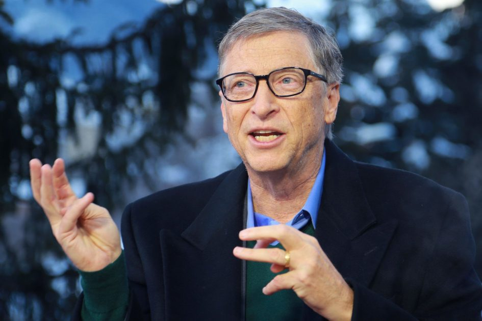 Bill Gates, Microsoft co-founder, says he'd start an AI company today