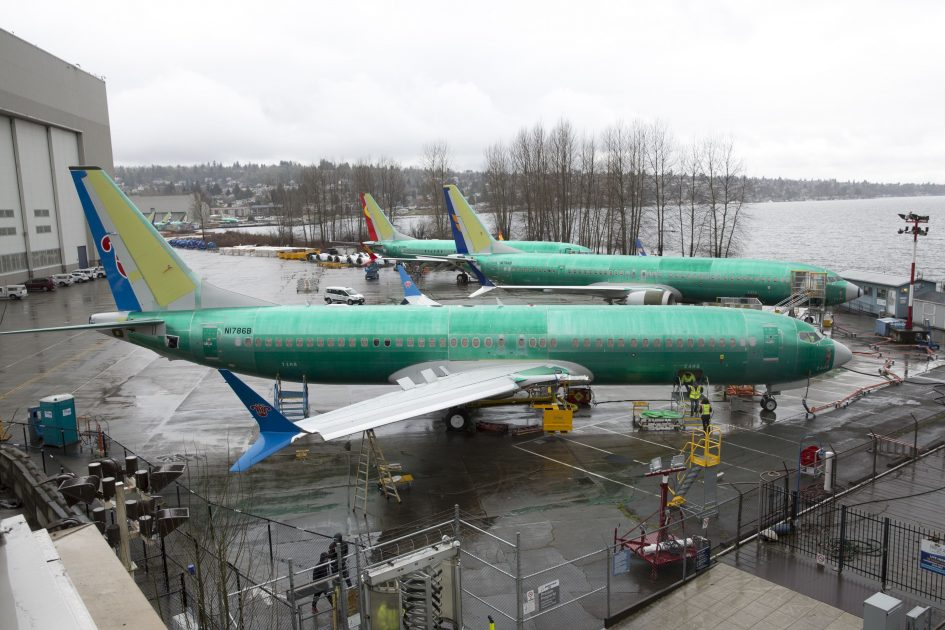 Boeing shares drop after FAA recently found another issue with 737 Max
