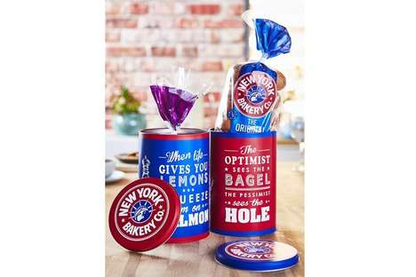 Branded Bakery Tin Promotions : New York Bakery Co.