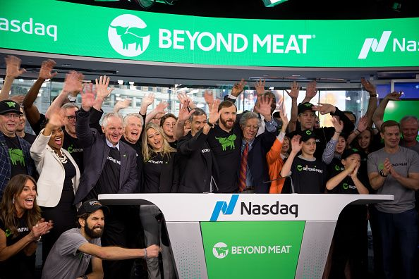Bullish Wall Street analysts can't keep up with Beyond Meat BYND stock