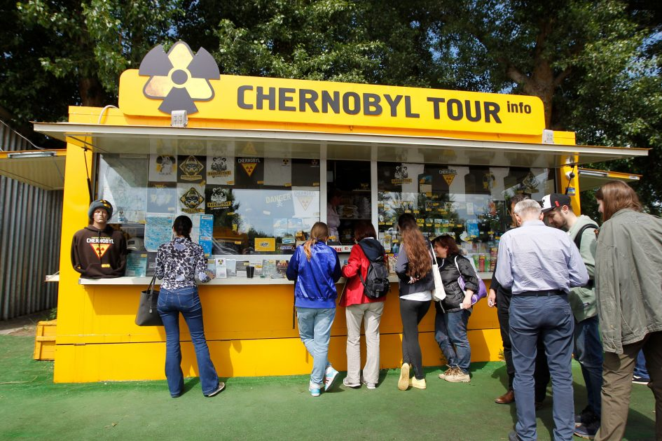 Chernobyl sees a spike in visitors as pop culture influences tourism