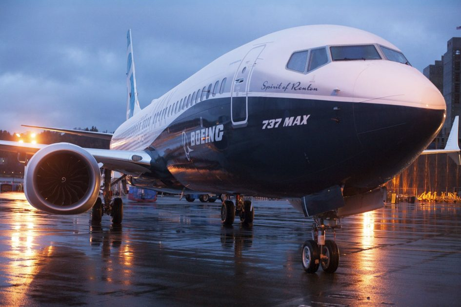 Consumer confidence in 737 Max will 'take a while'