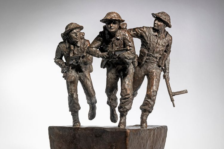 Designs for new D-Day monument in Normandy will go on sale at Masterpiece