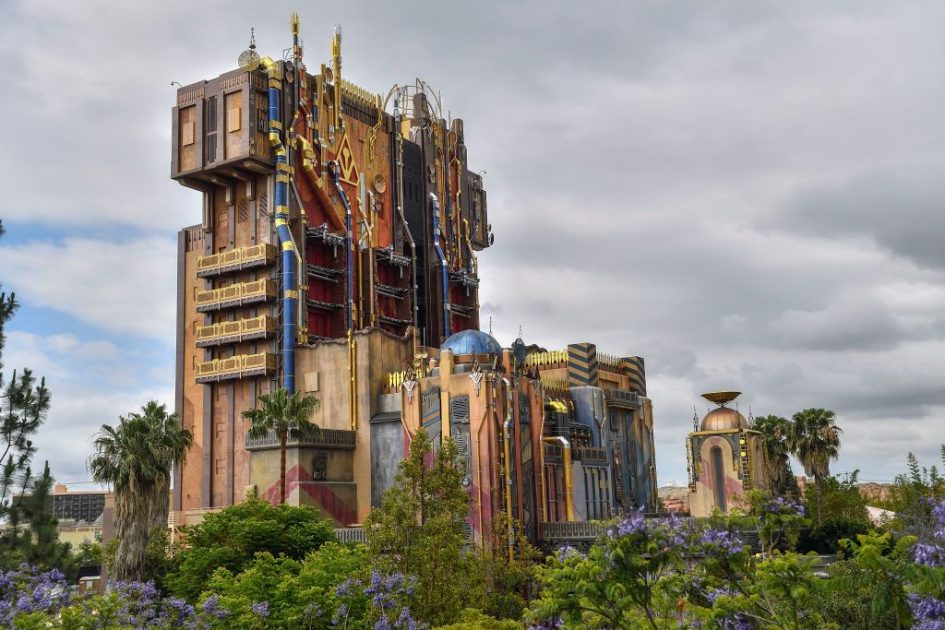 Disneyland scores permits to build Marvel inspired theme park land