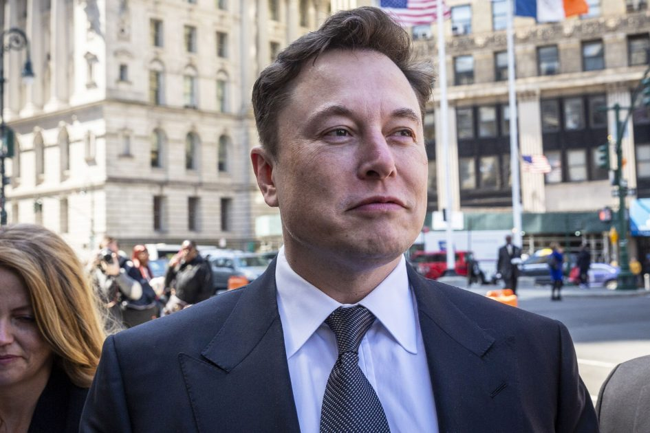 Elon Musk says he 'deleted' his Twitter account